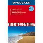 Baedeker Reiseführer Fuerteventura mit GROSSER REISEKARTE