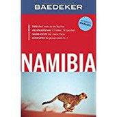 Baedeker Reiseführer Namibia mit GROSSER REISEKARTE