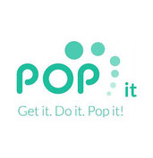 Pop-it logo