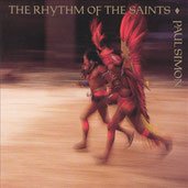 CD Paul Simon The Rhytm Of The Saints