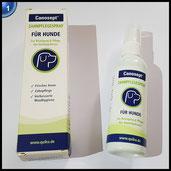 Quiko Canosept Zahnpflege Spray für Hunde, 100 ml