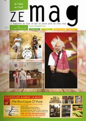 ZE mag Dax 62 mars 2017