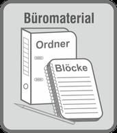 Bewerbungsmappen, Schnellhefter, Collegblock, Register, Ordner u.v.m.
