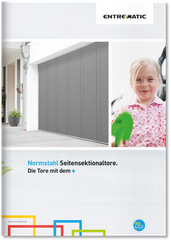 Normstahl Seitensektionaltore (PDF, ca. 1,7 MB)