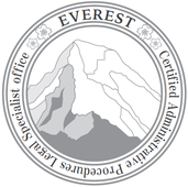 「行政書士法人エベレスト」の企業ロゴ