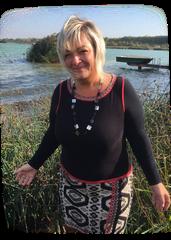Simone Korntreff am See