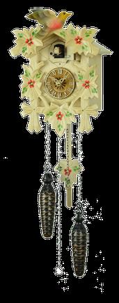 森の時計 522-7QM ハト時計