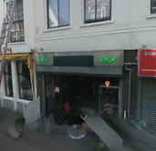 Coffeeshop Cannabiscafe High Times