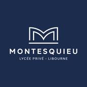 Création de la nouvelle identité du Lycée Montesquieu