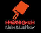 Website erstellt für Malerbetrieb Hasani