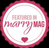 Hochzeitsfotograf Veröffentlichung bei Marrymag