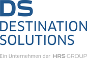 Logo der Firma HRS Destination Solutions