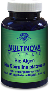 Bio Spirulina Algen