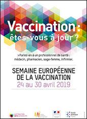 SEV-Semaine européenne de la vaccination 2019 -LMC France-Patients-Vaccins-Leucémie