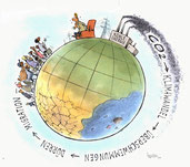Die Folgen falscher  Klimapolitik (c) Gerhard Mester