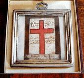Croce dipinta da S. Maddalena