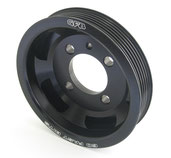 GFB Lightweight EVO 4-9 Under-drive Crank Pulley