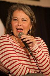 Leah Mark,Roseanne Hard Rock Cafe,CC BY-SA 2.0