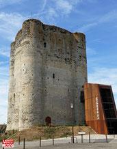 Donjon de Houdan - Yvelines (78).