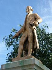 Statue de Parmentier - Montdidier
