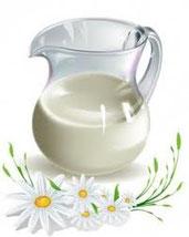 gesunde Schafmilch