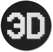 3DCreatorCraft Logo