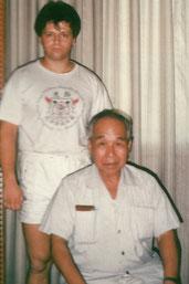 Pak Cheung mit Andreas Hoffmann