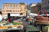 Le Campo di Fiori à Rome