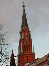 Stephanus-Kirche, © Diana Schaal