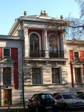 Villa Schott, Wriezener Str. 10.-11 © Diana Schaal