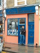 "Fassaden des Buchladens vom Film ""Notting Hill"""