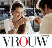 VROUW Telegraaf Gonnie Klein Rouweler