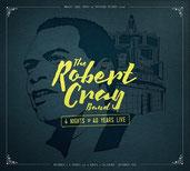 40 Jahre Bluesgeschichte mit Robert Cray und seiner Band
