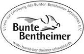"""Logo vom Verein zur Erhaltung des Bunten Bentheimer Schweines e.V."""","""