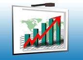 Grafik Umsatzsteigerung Airlines - Ancillary-Services