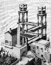 Cascade Escher