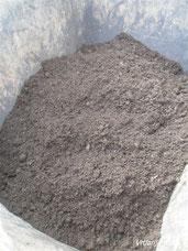 Prosijani humusni supstrat za pripremu mješavine za sijanje