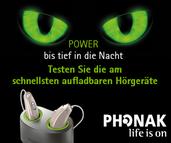 Phonak Bolero BP-R: aufladbares Hörgerät