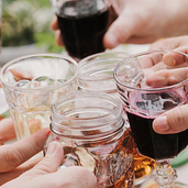 Study: Vegetarians Who Drink and Smoke are Healthier Than Carnivores