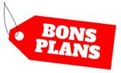 Les bons plans et promos