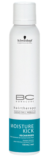 BC Moisture Kick Haarschaum