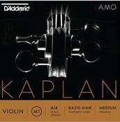 Cordes d'addario kaplan violon