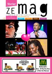 ZE mag Dax N°15