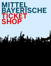 Mittelbayerische Kartenvorverkauf Ticketshop