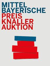Mittelbayerische Preisknallerauktion Auktion Zeitung
