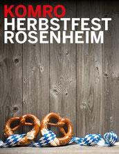 Herbstfest Wiesn Rosenheim