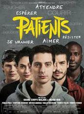 Never Bored (association étudiante inter universitaire) te présente le film Patients.