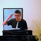 横浜ジャム音楽学院 ピアノ科 講師 宮前幸弘