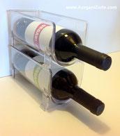 organizador de botellas apilable - www.AorganiZarte.com