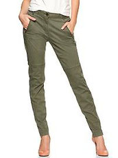 GAP skinny khaki trousers